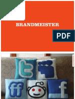 Social Media Marketing – Kurzpräsentation