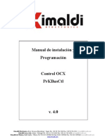 Manual Kimaldi Biomax
