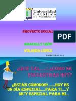 Proyecto Social II