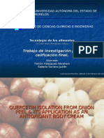 Quercetin Onion AFV JSS 0207