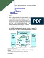 ISO 9001-2000 en la construcción