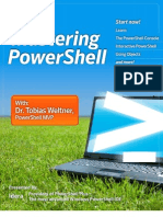 Mastering Power Shell