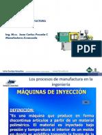 Los Procesos de Manufactura -Inyeccion