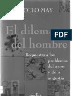 May Rollo - El Dilema Del Hombre (Imagen)