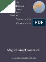 Clase 1 Produccion II 02-2011