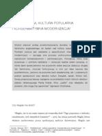 Postfeminizm, kultura popularna i konserwatywna modernizacja
