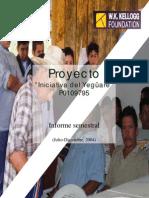 050126 Informe Semestral Del Proyecto