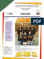 SMASH de Mai - Juin 2007