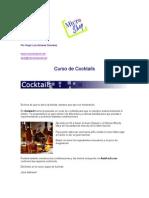 Mshop - Curso de Cocktails