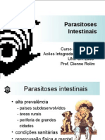 Parasitose Intestinal