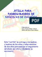 Cartilla Del Bebe