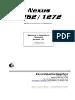 Manual Analizador Redes Nexus 1252