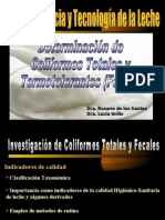 TP2 Clase coliformes 2010