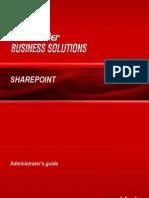 BitDefender Security for SharePoint Administration Guide En