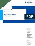 Epoxylite 578EB - TDS - 2008