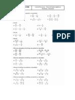 Soma de Fracoes Algebricas
