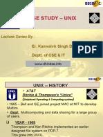 CaseStudy UNIXFinal 2007 2