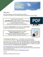 Prisca Info Oktober 2011