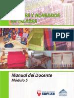 Manual Del Docente - Modulo 5