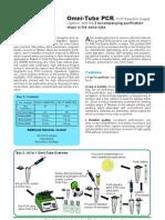 Omni-Tube PCR