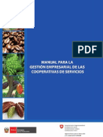 Manual Gestion Cooperativas - Produce