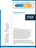 Infosys White Paper on RFID Architecture Strategy