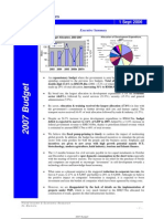 Budget 2007
