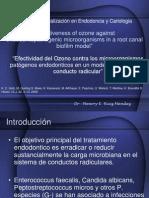 efectividad del ozono en endodoncia IEJ 2009