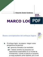 CLASE Marco Lógico
