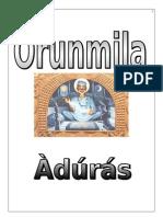 ADURA ORUNMILÁ COMPLETA