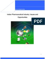Research and Development on Indian Pharmaceutical Industry