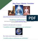 Newsletter OCT 2011