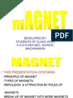 Magnet MachiwaraB