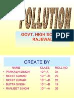 Pollution Rajewal