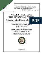 PSI Wall Street Crisis 041311