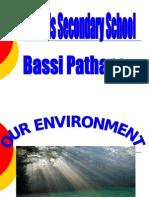 Enviormental Pollution Depbass