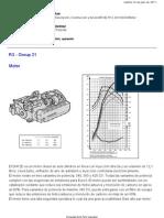 DH12D Motor Especificacion
