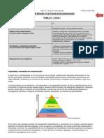 ECE UA - PUBLI111 Teoría de la Comunicación - GdE Unidad 01 - Carlos Tejos - Otoño 2010 (Para mis Alumnos)