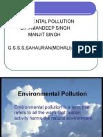 Enviromental Pollution