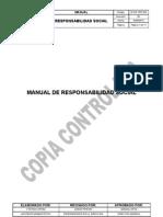 M-SIG-VER-004 Manual de Responsabilidad Social