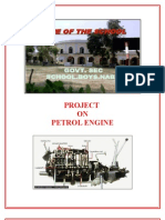 Petrol Engine Nb