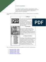 Antecedentes e Historia de La a