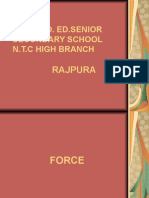 Force Rajpurantc Hb