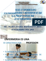 1.- TEORIAS Y MODELOS