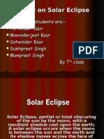 Solar Deepsikhanwala Fdk