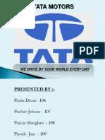 Tata Motors Presentation_final1