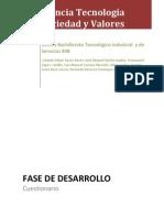 FASE DE DESARROLLO