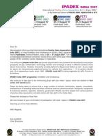 Ipadex 2007 Details