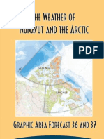 The Weather of Nunavut and the Arctic