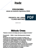 METODO OWAS   itsdz
